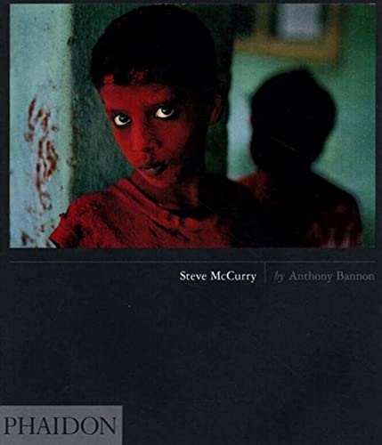 Steve McCurry (Phaidon 55's): Bannon, Anthony