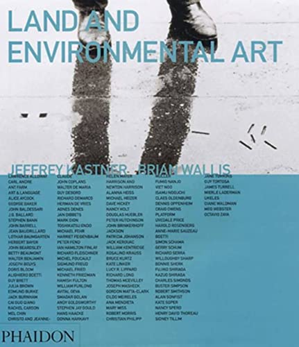 9780714845197: Land and environmental art
