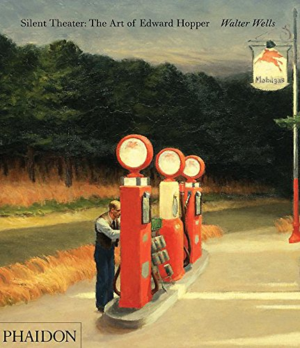 9780714845418: Silent Theater: The Art of Edward Hopper
