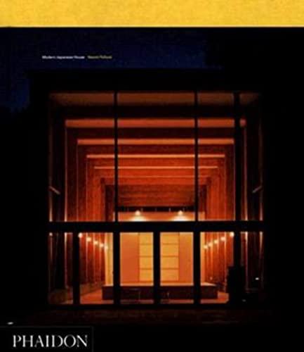 9780714845548: Modern Japanese house