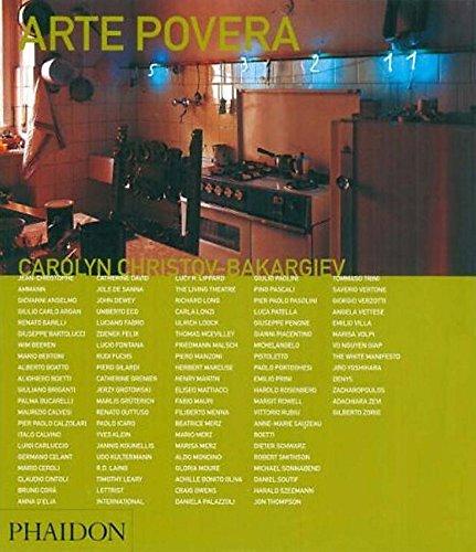 Arte Povera (Themes and Movements): Christov-Bakargiev, Carolyn