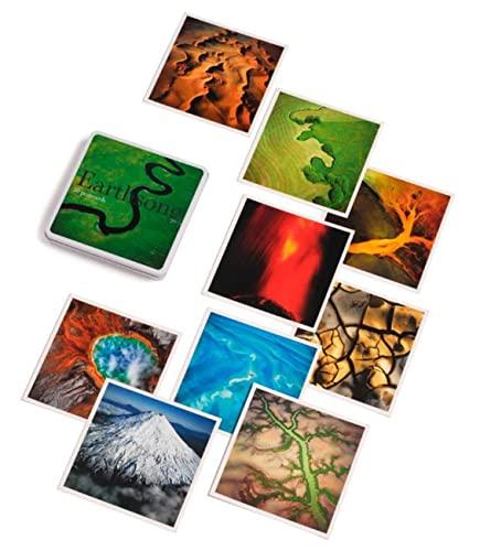 Earthsong Postcards: Bernhard Edmaier