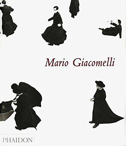 9780714846040: Mario Giacomelli