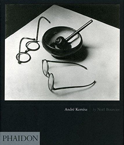 Andre Kertesz (Phaidon 55's): Bourcier, Noel