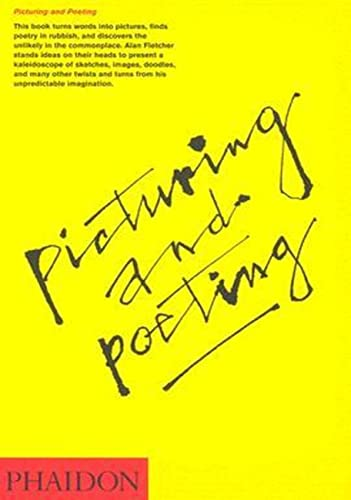 9780714847122: Picturing and Poeting