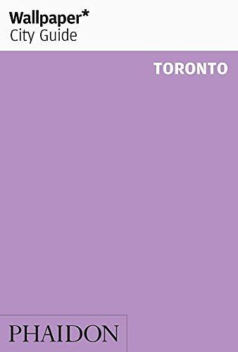9780714847337: Wallpaper City Guide: Toronto