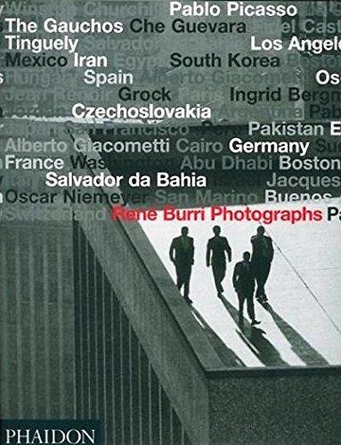9780714847597: Rene Burri Photographs