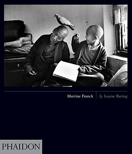 9780714847818: Martine Franck