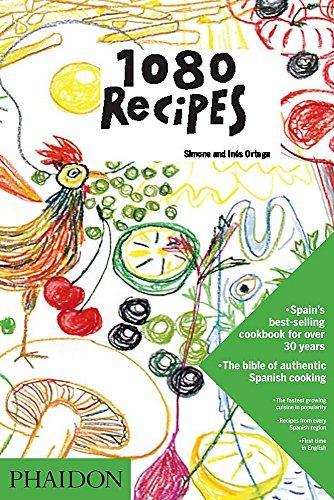 9780714847832: 1080 Recipes