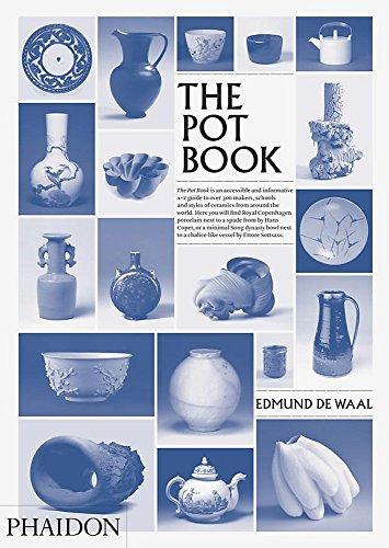 The Pot Book: de Waal, Edmund; Clare, Claudia