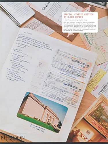 9780714848013: A Road Trip Journal - Limited Edition