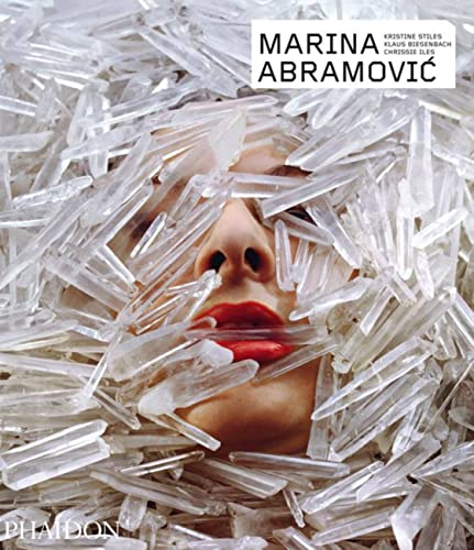 9780714848020: Marina Abramovic