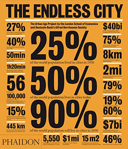 9780714848204: The Endless City: The Urban Age Project by the London School of Economics and Deutsche Bank's Alfred Herrhausen Society
