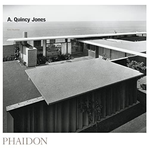 9780714848433: A. Quincy Jones. Ediz. inglese