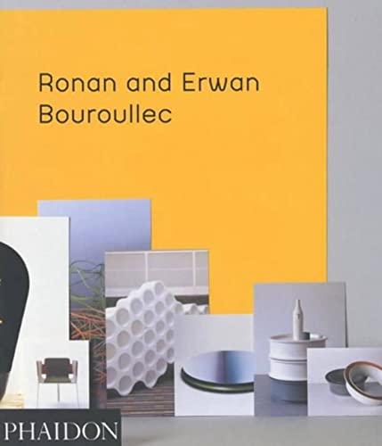 9780714848600: Ronan And Erwan Bouroullec