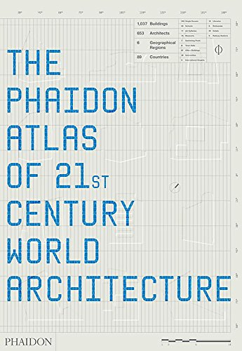 9780714848747: The Phaidon Atlas of 21st Century World Architecture