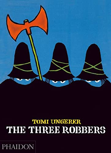 9780714848778: The Three Robbers