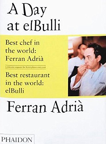 9780714848839: A Day at El Bulli