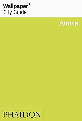 9780714849034: Wallpaper City Guide: Zurich (