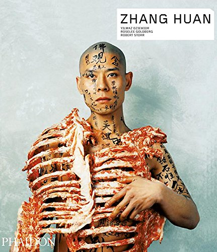 9780714849249: Zhang Huan (Phaidon Contemporary Artists Series)