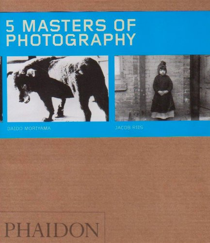9780714849393: Five Masters of Photography (55s)