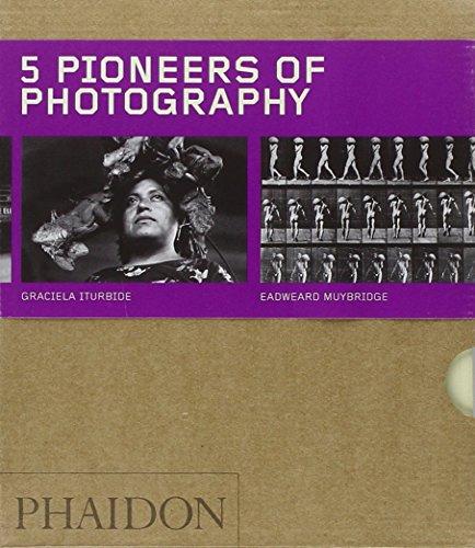 9780714849409: 5 Pioneers of Photography: Basilico, Nadar, Model, Moriyama, Muybridge (55s)