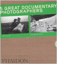 9780714849416: Five Great Documentary Photographers - UK Edition: Bishchof, Chambi, Goldblatt, Killip, Richards (55)