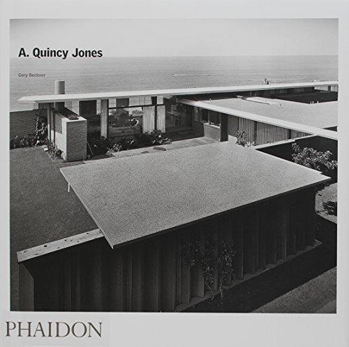 9780714853499: Quincy Jones/Raphael Soriano - Set of 2