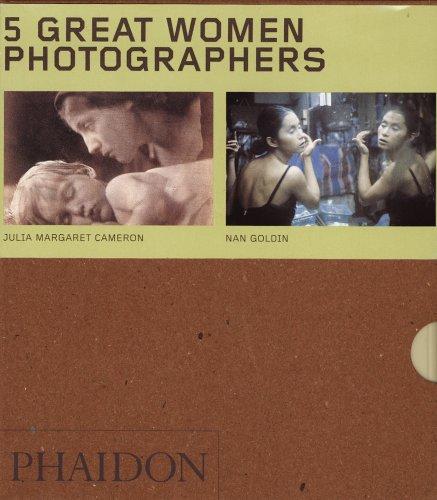 9780714853659: 55 Box Set 5 Great Women Photographers: Nan Goldin, Graciela Iturbide, Mary Ellen Mark, Lisette Model, (Phaidon 55's)