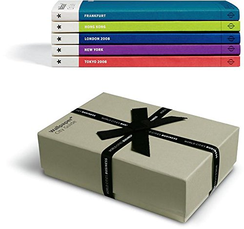 9780714855882: Wallpaper City Guides Business - Boxed Set