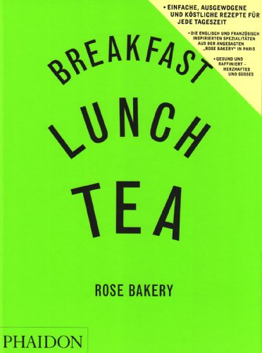 9780714856186: Breakfast Lunch Tea