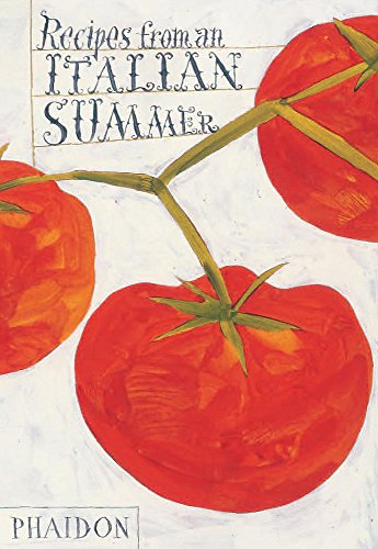9780714856230: Recipes from an Italian Summer
