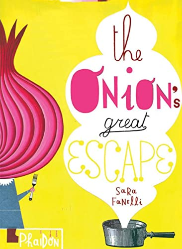 9780714857039: The onion's great escape