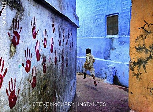 9780714857800: Steve McCurry. Instantes