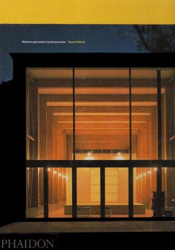 9780714858135: Maisons japonaises contemporaines