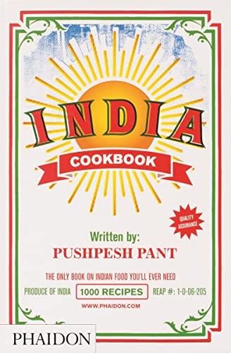 India Cookbook: Pushpesh Pant