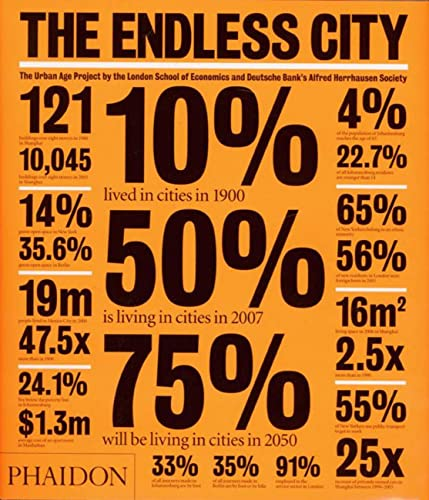9780714859569: The Endless City: The Urban Age Project by the London School of Economics and Deutsche Bank's Alfred Herrhausen Society