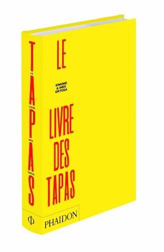 9780714859675: Le livre des tapas