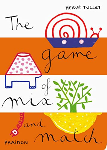 9780714860732: The Game of Mix and Match (Game Of... (Phaidon))