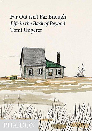 9780714860770: Far Out Isn't Far Enough: Life in the Back of Beyond