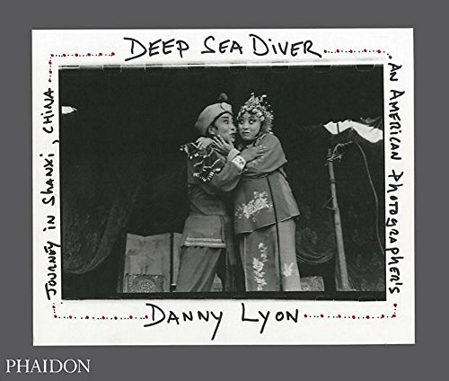 9780714861043: Deep sea diver. An american photographer's journey in Shanxi, China. Limited edition