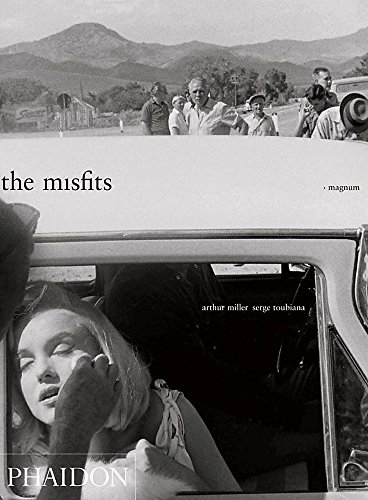 9780714861074: The Misfits. Story of a shoot