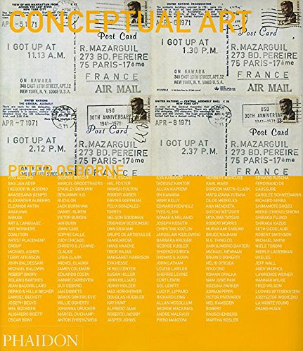 9780714861128: Conceptual Art (Themes & Movements (Paperback))