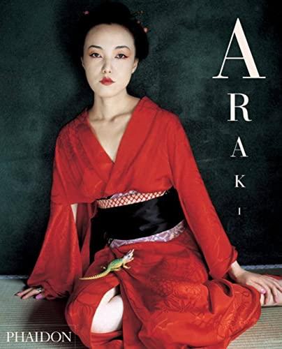 9780714861166: Araki: Self, Life, Death