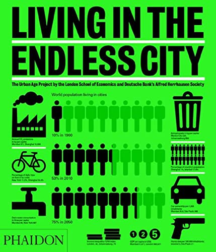9780714861180: Living In The Endless City
