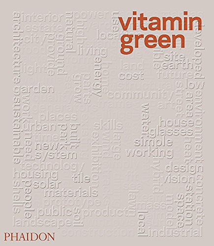 9780714862293: Vitamin Green (Architecture in Detail)