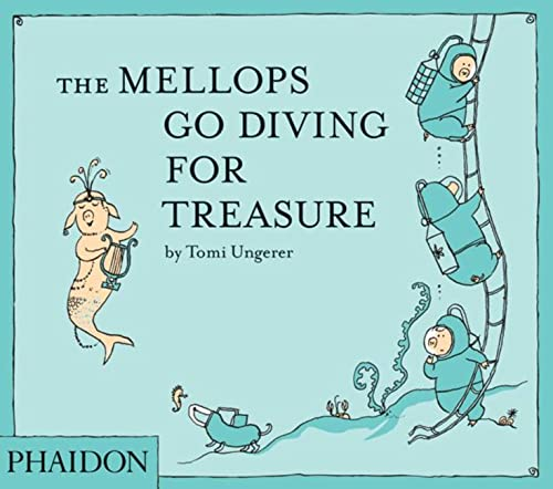 9780714862484: The Mellops Go Diving for Treasure