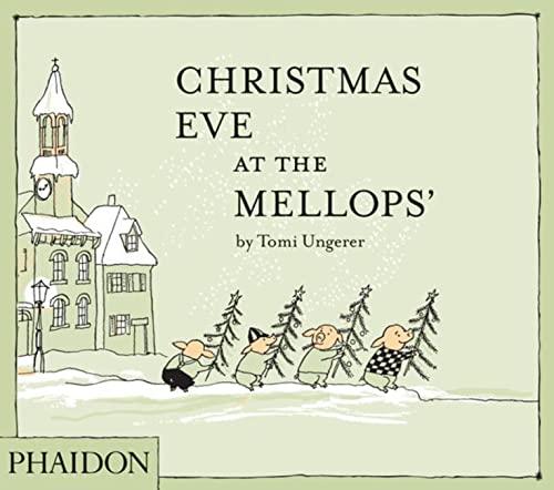 9780714862507: Christmas Eve At The Mellops' (Libri per bambini)