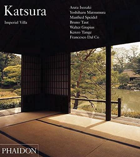 9780714862545: Katsura Imperial Villa (Phaidon)