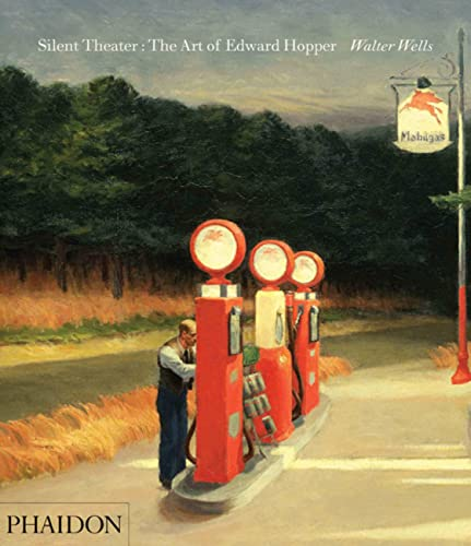 9780714863092: Silent Theater. The Art Of Edward Hopper (Arte)